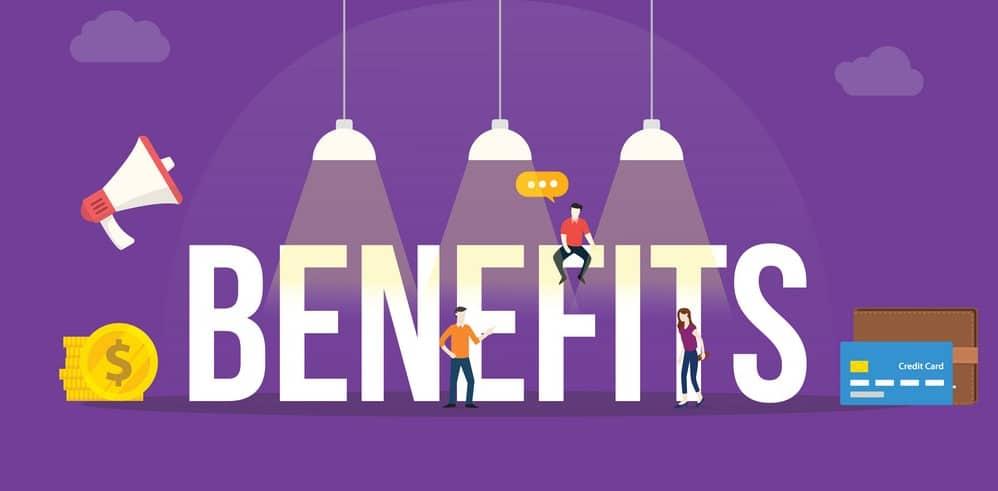 Benefits of EDP
