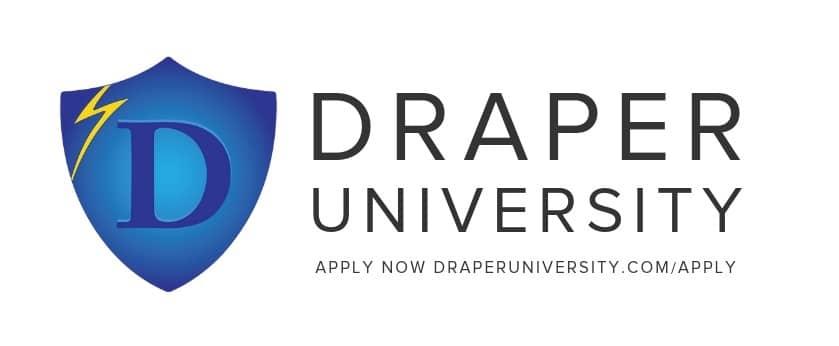Draper University Hero Training