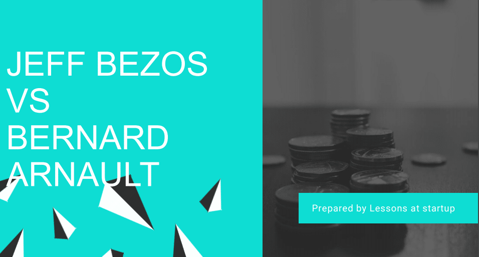 Bernard Arnault the 2nd-richest person in the world following Jeff Bezos